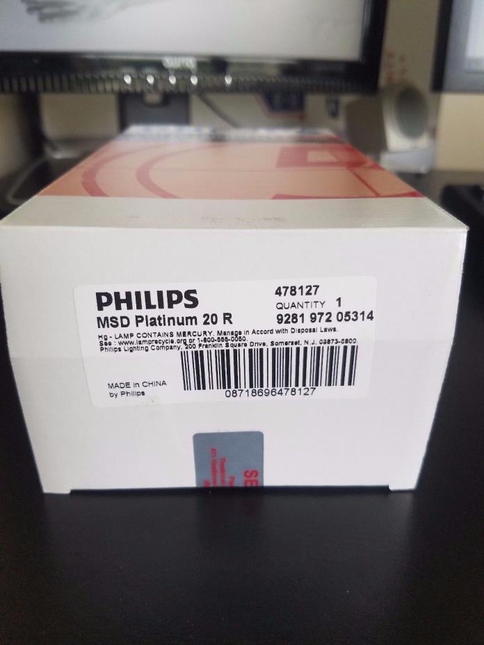 Philips MSD Platinum 20r