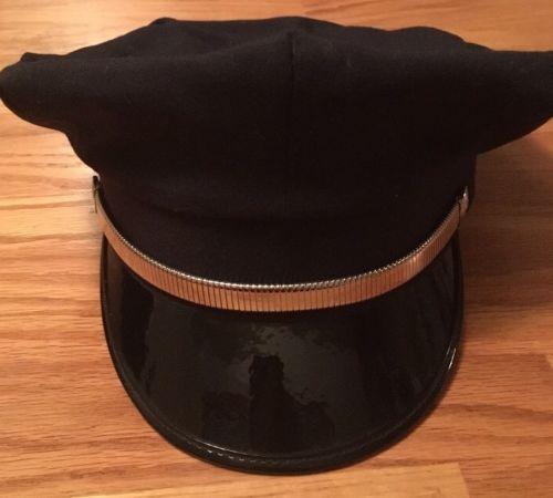 Midway Cap Co Vintage Police Hat!