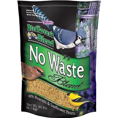 Top Selection from AmazonPets F.M. Brown's Bird Lovers Blend, 20-Pound, No Waste