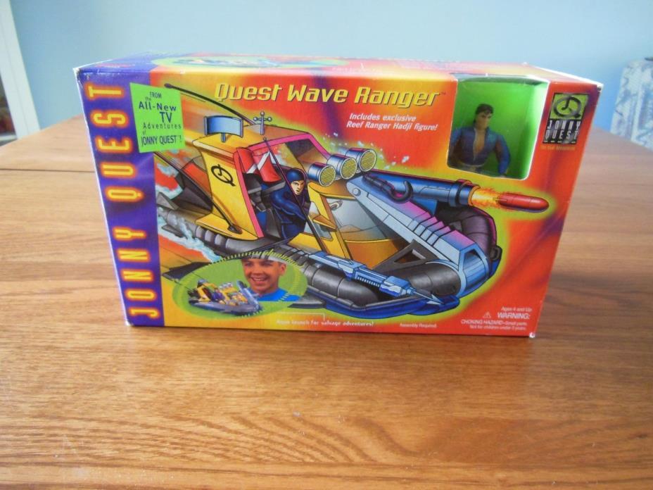 JONNY QUEST 1996  Wave Ranger