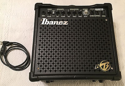 Ibanez Tone Blaster Guitar Amp TB15D Amplifier Effects