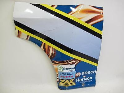 NASCAR Race Used JJ Yeley 83 Driver Rear Quarter Panel ROOKIE Sprint Sheet Metal