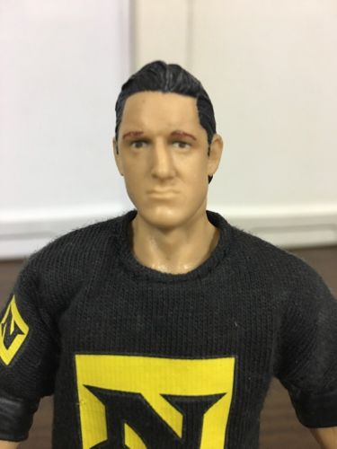 Mattel WWE Elite Series 11 Wade Barrett + Armband Action Figure WWF Wrestling