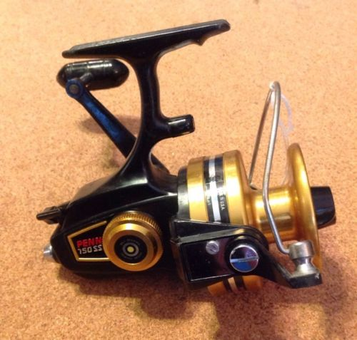 Penn 750SS  High Speed Spinning Reel Just Serviced  Lot V-3