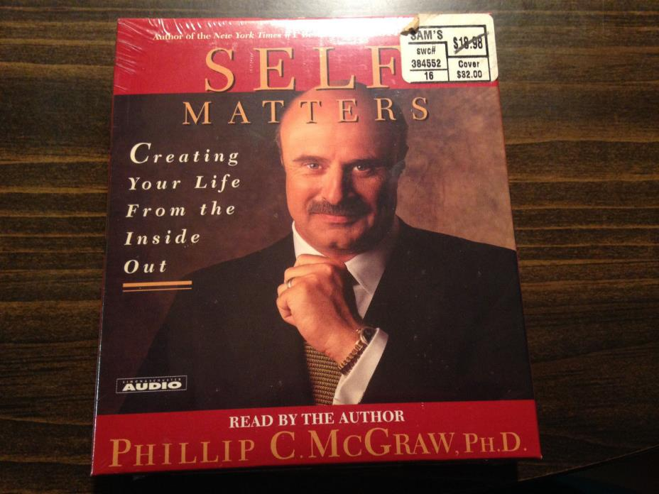 Self Matters: Creating Life from Inside Out: Phillip MCGRAW: AUDIOBK. 5 CDs