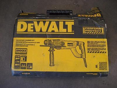 NEW DEWALT D25223K 8 AMP 1