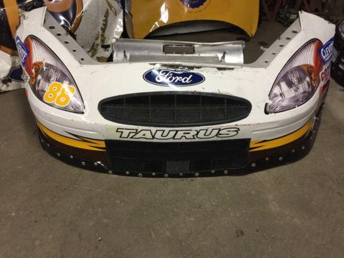 Dale Jarrett #88 UPS Ford Taurus Nose NASCAR Race Used Sheet Metal RYR