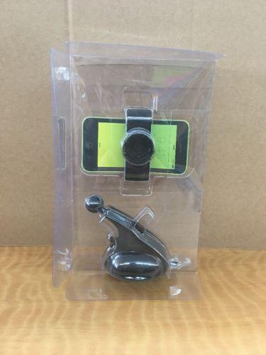 Bracketron Mi-T Grip Universal Smartphone Dash & Window Mount...EUC