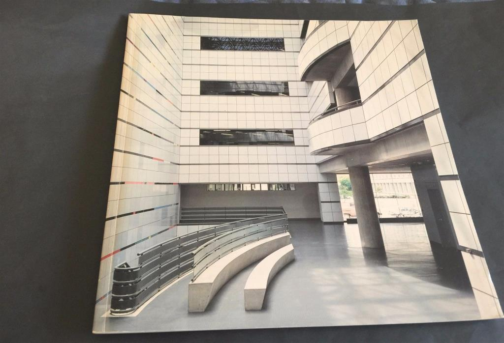 Artists and Architects Collaborate:Designing the Wiesner Building - 1985
