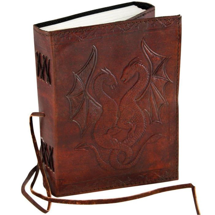 Dragons Leather Handmade Journal Diary Blank Book Notebook Writing Sketchbook