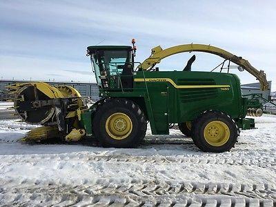 2013 John Deere 7480 Combines & Harvesters