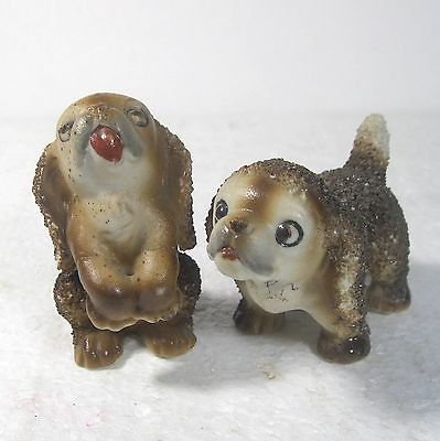 Pair china puppy dogs UCAGCO Japan 3