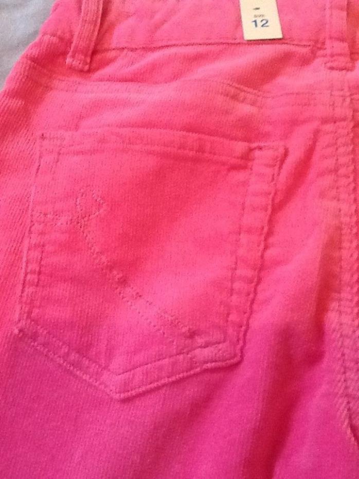 Children's Place Girl Pants SZ 12