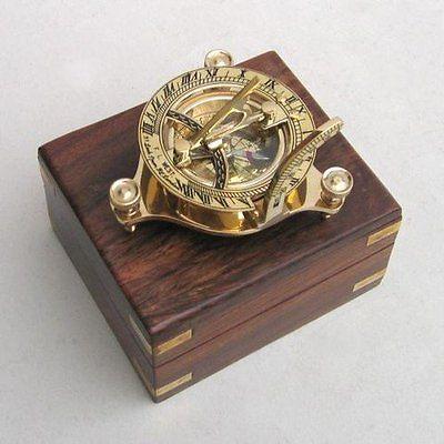 Sundials Solid Brass 3