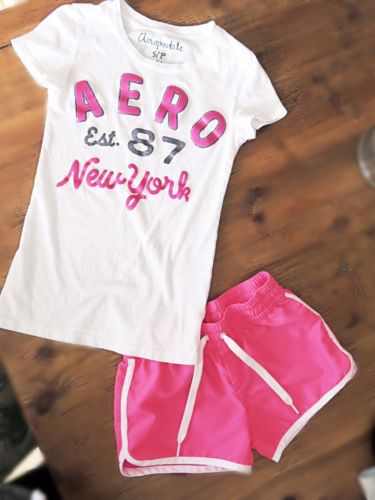 Aeropostale & Old Navy T And Shorts