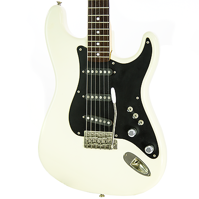 Used 1981 Greco Japan SE-800 White Electric Guitar