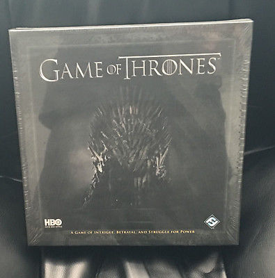 Game of Thrones - HBO TV Board Game NEW