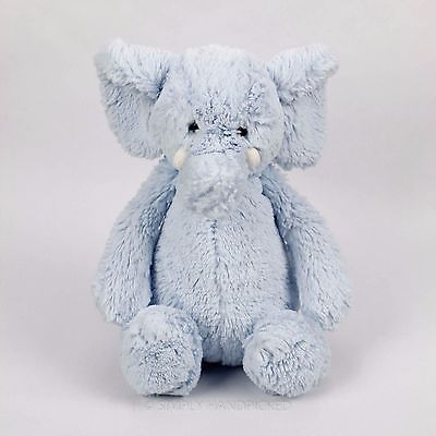 Little Jellycat Elephant Plush Stuffed Animal Soft Toy 12