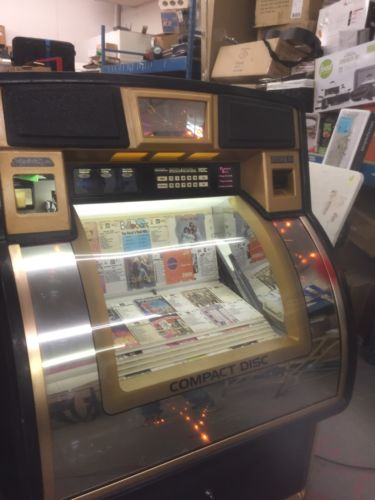 Cd Jukebox Rowe - For Sale Classifieds