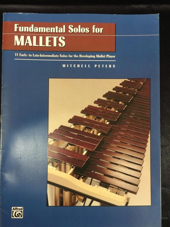Mallet Solos for Marimba