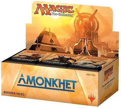 AMONKHET 3X BOOSTER BOXES MTG Factory Sealed *** DEAD TIME GAMES ***