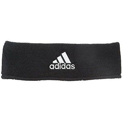 adidas Interval Reversible Headband, BlackWhite Aluminum 2Black, One Size Fits