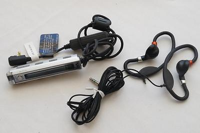 Sony RM-MC34LT Remote Control TESTED WORKING + Sony Earphones
