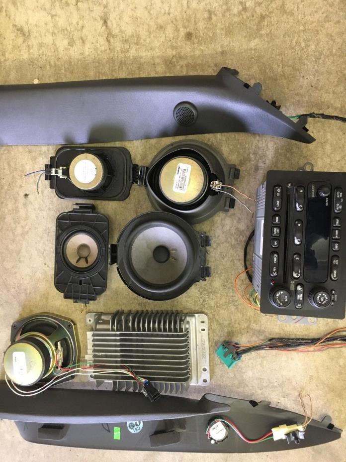 Bose Car Speakers For Sale Classifieds