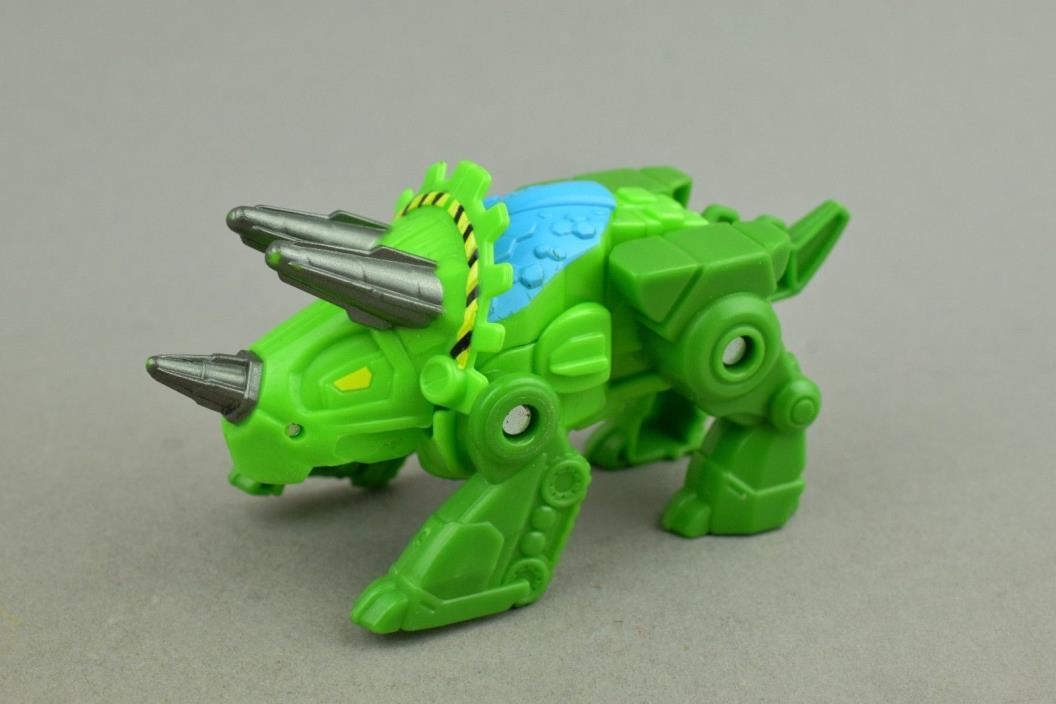 Transformers Playskool Rescue Bots Boulder Complete Dinobot Easy Changer