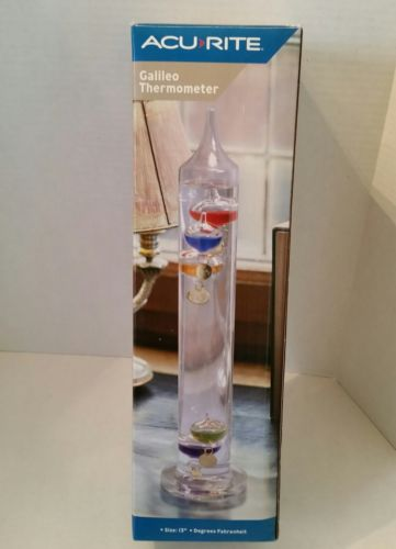 Galileo Thermometer by AccuRite  13