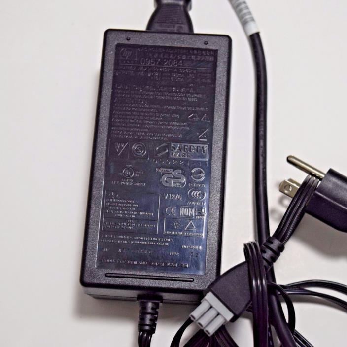 Original HP 0957-2084 Power Supply Cord AC Adapter Deskjet Photosmart A064