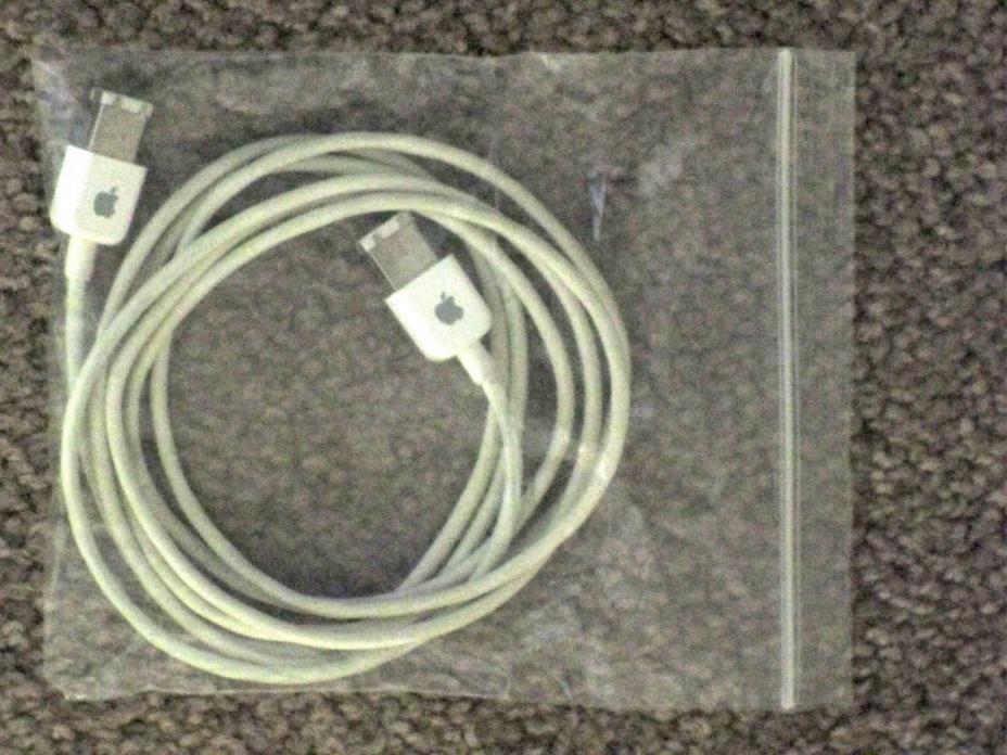 Original Apple Mac White Firewire 400 Cable [White Cable]