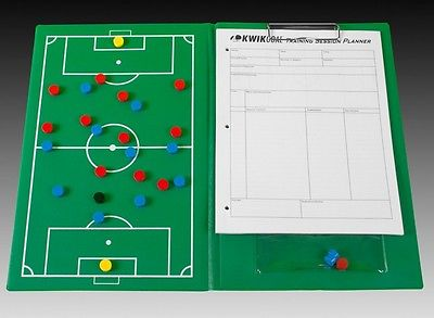 Kwik Goal Soccer Magnetic Coaching Board, New