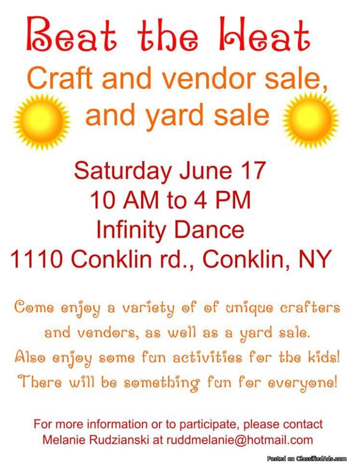 Vendor Fair/flea Market
