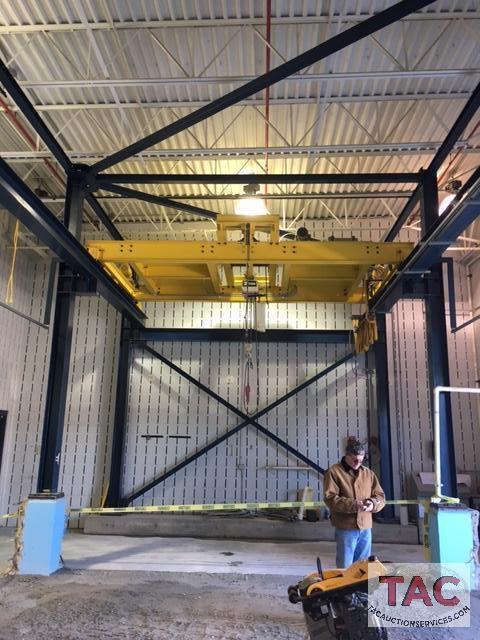 2 Ton Overhead Crane/Hoist Cranes