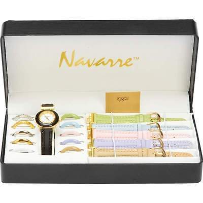 Navarre™ Ladies' Watch with Interchangeable Bands and Faces
