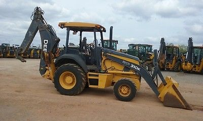 2012 John Deere 310K Backhoe Loaders
