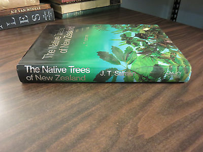 The Native Trees of New Zealand J T Salmon HC 1980 FREE SHIP
