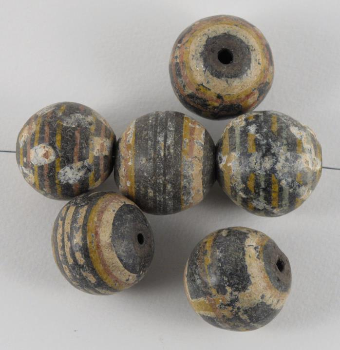 Vintage African Beads / Big and Handsome #2