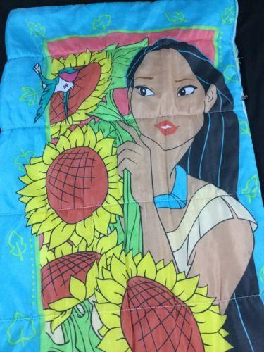 Disney Pocahontas Sleeping Bag 30