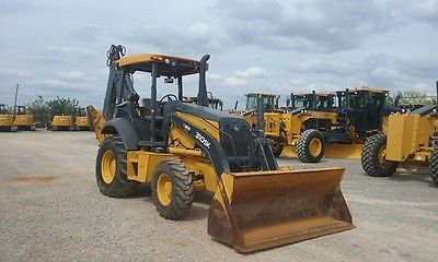 2014 John Deere 310SK Backhoe Loaders