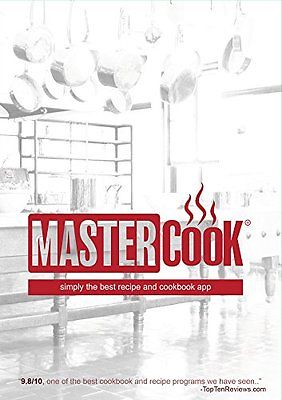 New Mastercook 15 Recipe - PC