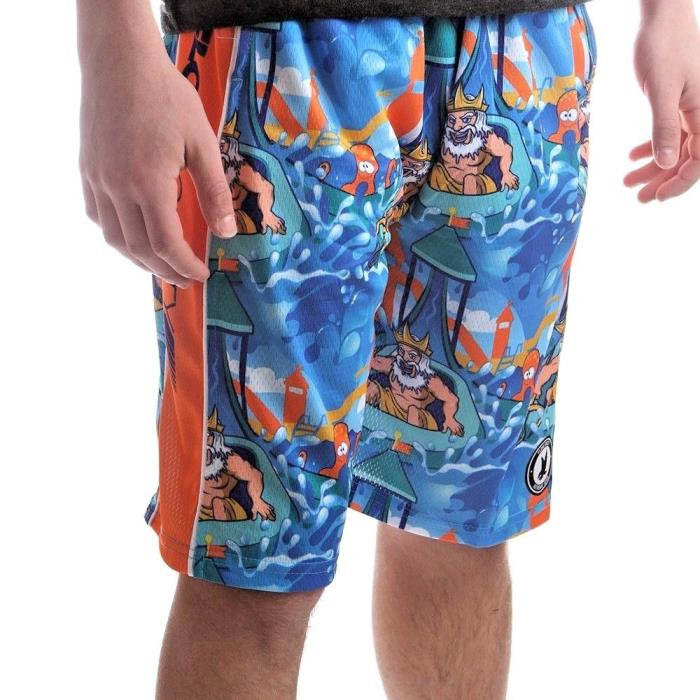FLOW SOCIETY NEPTUNE WATERPARK LACROSSE SHORTS YOUTH