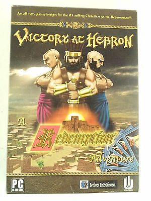 Victory at Hebron CDROM Game 188905525