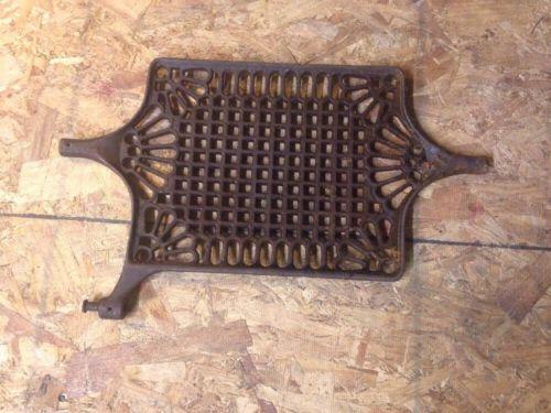 ANTIQUE TREADLE SEWING MACHINE PARTS CAST IRON TREADLE FOOT PEDAL