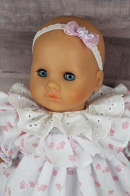 Zapf Creation Baby Girl Doll 17