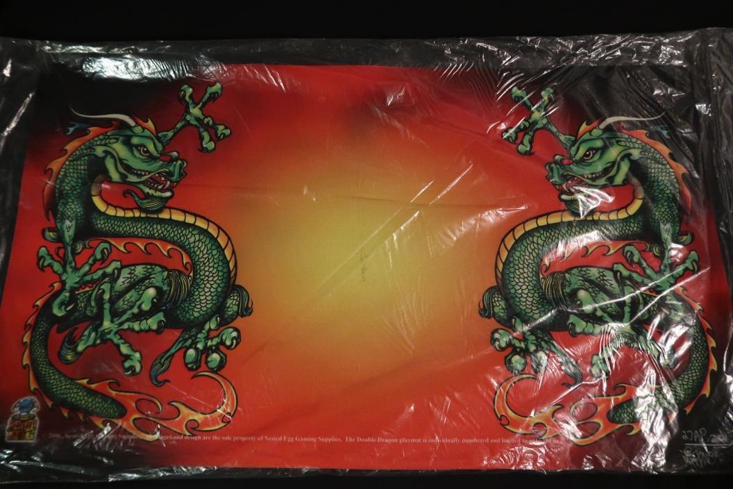 Dragon Custom Playmat Yu-gi-oh & TCGs