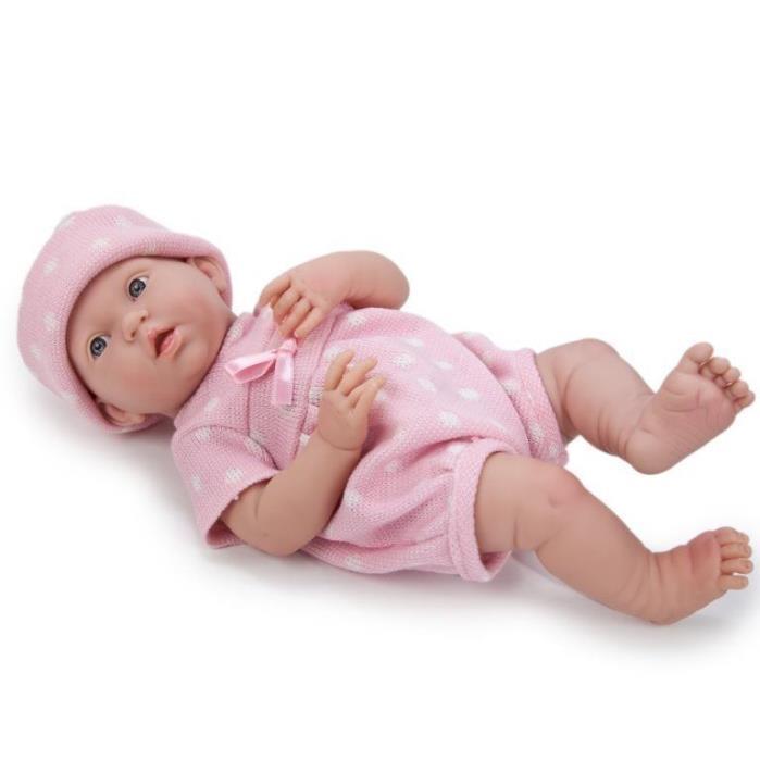 Berenguer Boutique La Newborn Real Girl 15