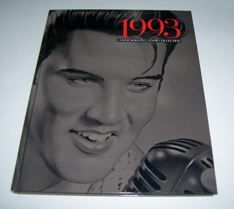 1993 Comemorative Stamp Book - Stamps included.