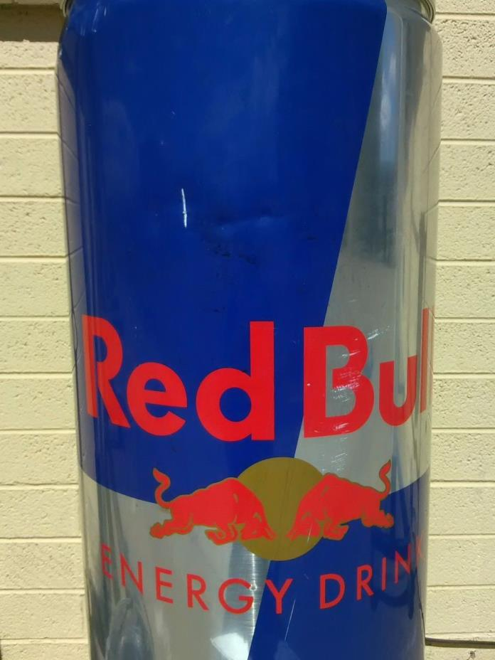 Red Bull Can Refrigerator-cooler.